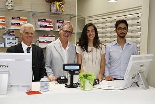 Noicattaro. Inaugurazione Farmacia Lattarulo front