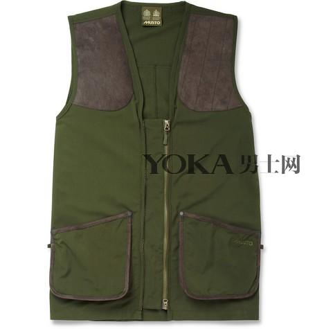 Alt Coolest touch of GI green building strong uninhibited fashion army style