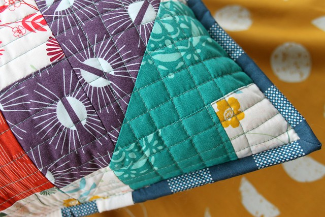 Quilted with Aurifil