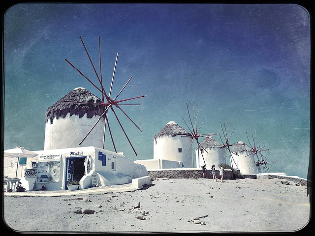 Mykonos, L'isola nell'isola