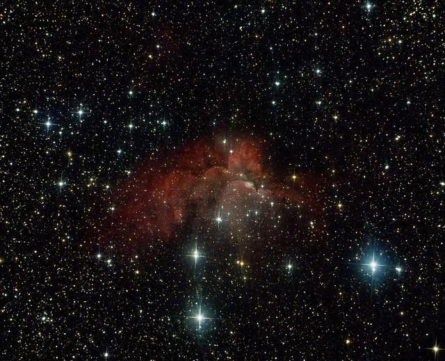 NGC 7380 - Varázsló-köd - Ágoston Zsolt - VCSE