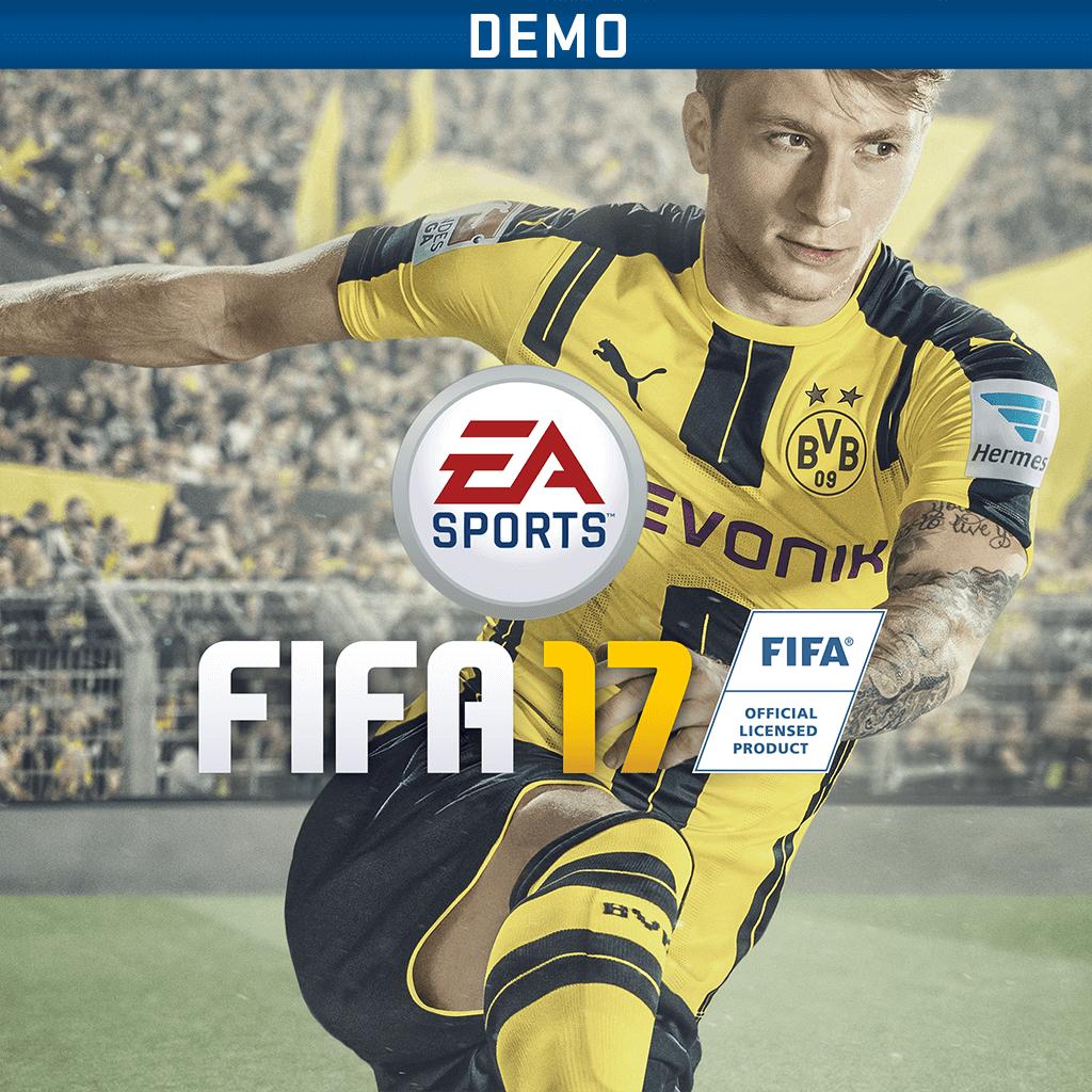 EA Sports FIFA 17 demo