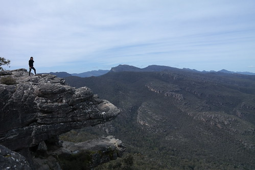 At the Grampians
