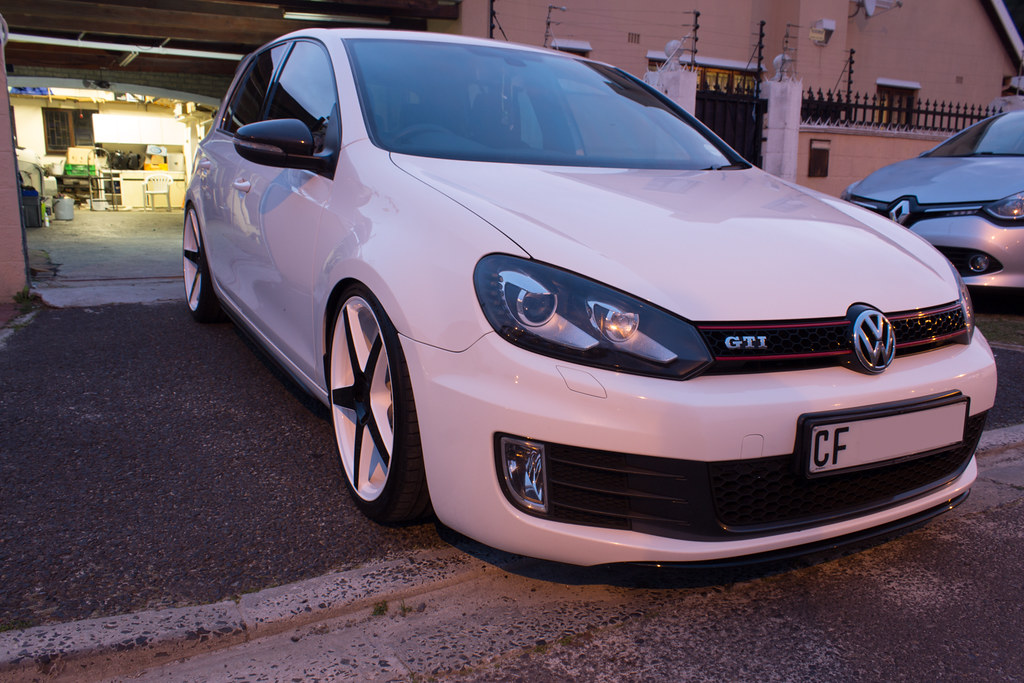Audi Pure Protection >> Candy White VW Golf 6 GTI stone chip repair and detail ...