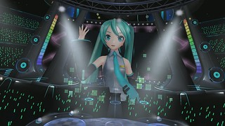 Hatsune Miku: VR Future Live, PS VR | by PlayStation.Blog
