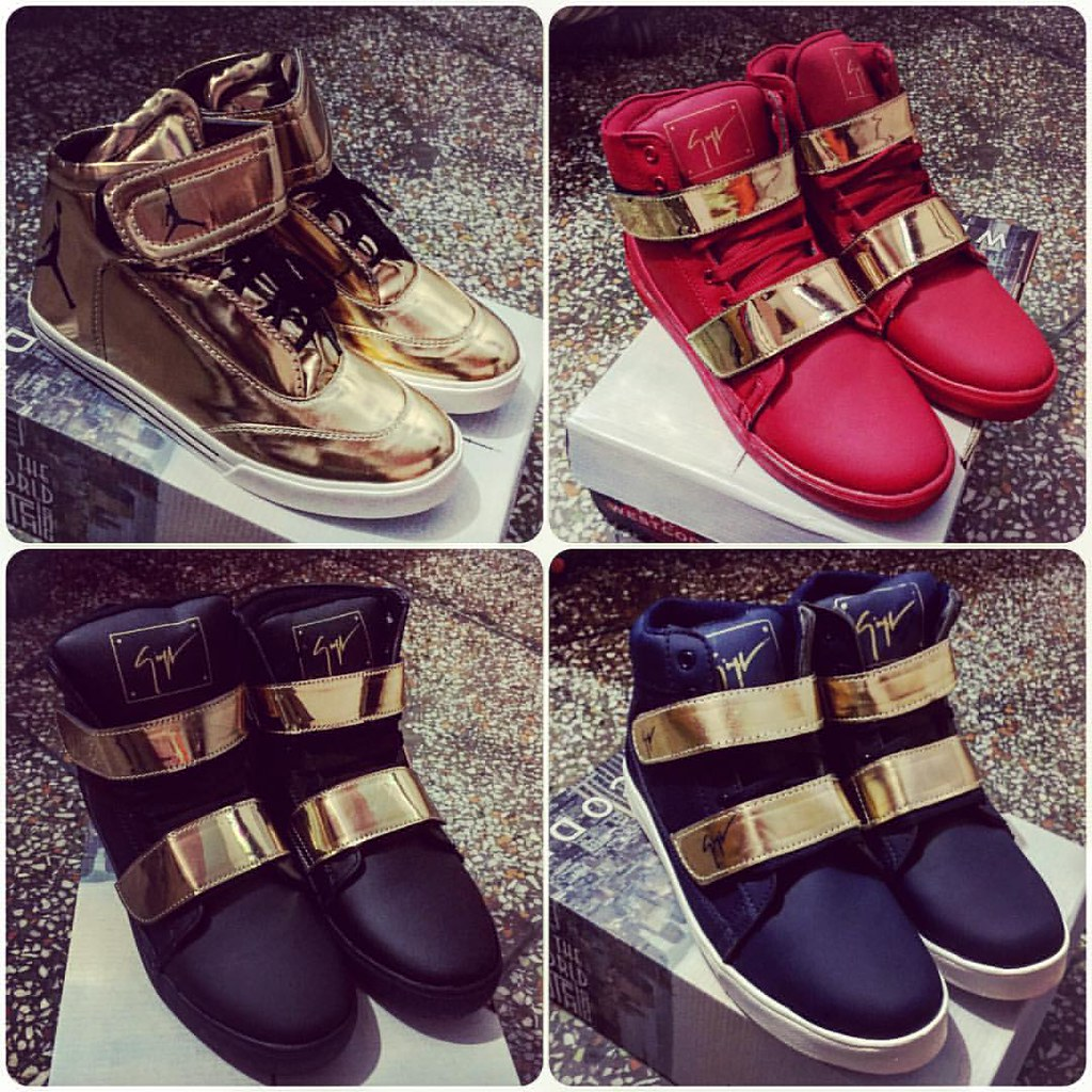553a427054a5d New #Collection #Shoes #Gold #Red #Black #Blue #RedandGol… | Flickr