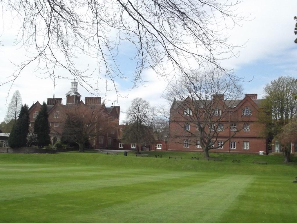 Old Swinford Hospital Hagley Road Stourbridge Foley H