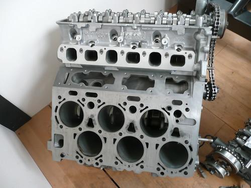 bentley engine schematics bentley w12 6.0 l bi turbo | terry whalebone | flickr #9