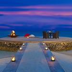 W Retreat & Spa - Maldives—Coral Terrace Private Dinner