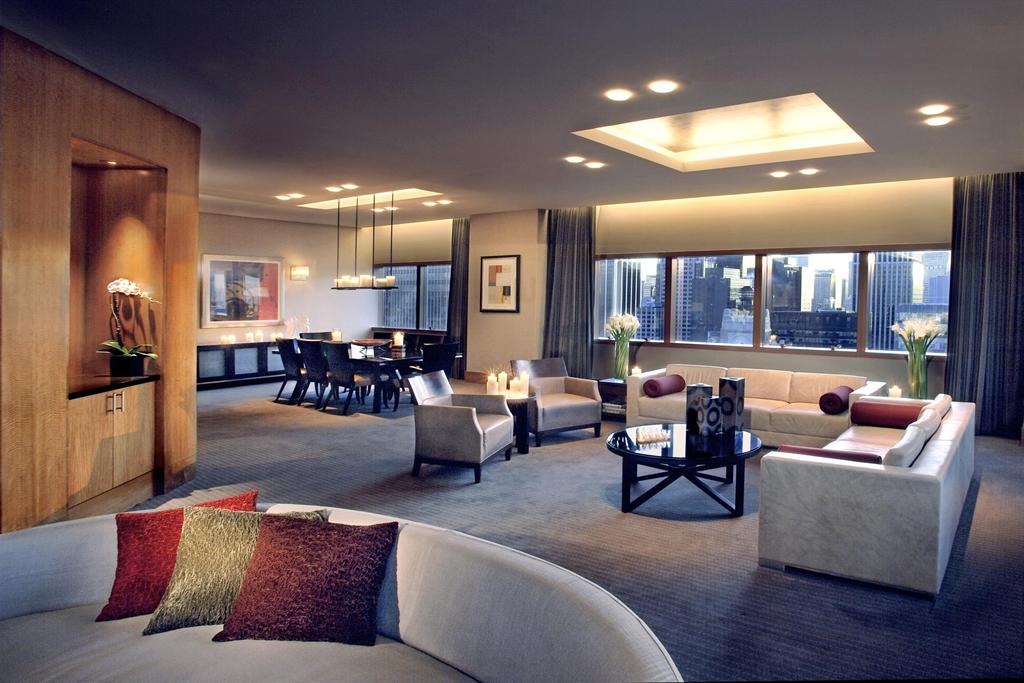 The Westin New York At Times Square Presidential Suite
