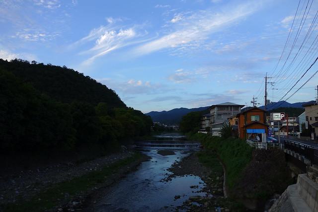 2016/09 松ヶ崎橋辺り #02