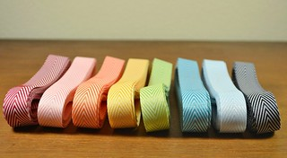Twill Ribbon | by all things paper