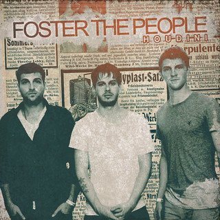 Foster The People Houdini | by Jean Meneghelli
