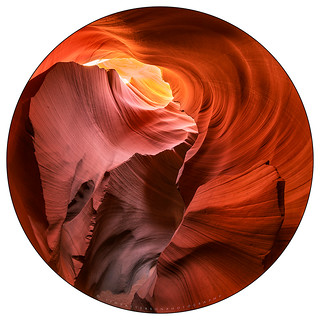 Arcing - Lower Antelope Canyon | by Jim Patterson Photography