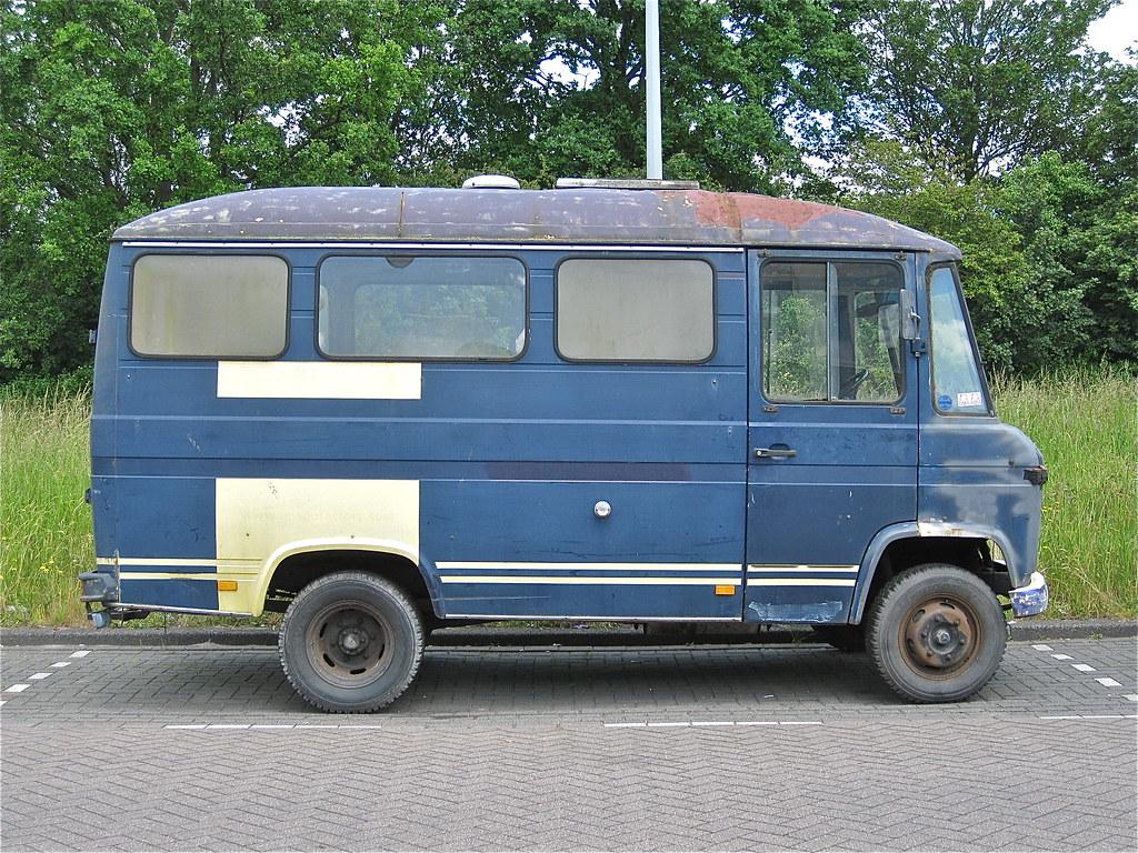 Mercedes Benz Van >> 1977 MERCEDES-BENZ T2 L409 Campervan | Work in progress, I g… | Flickr