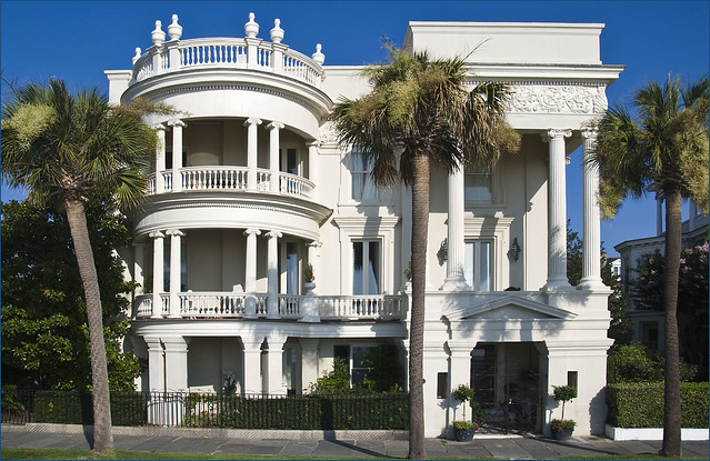 East Bay Street Mansion -- Charleston (SC) July 2012