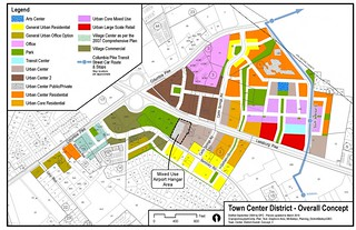 Baileys Crossroads Town Center Land Use Map | by fairfaxcounty