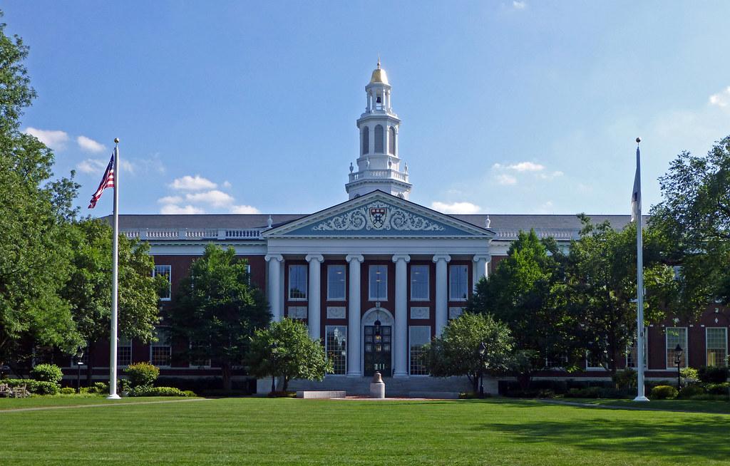 Baker Library - Harvard Business School   Baker Library is ...
