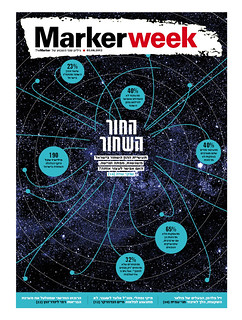 """Markerweek"" cover infographic 