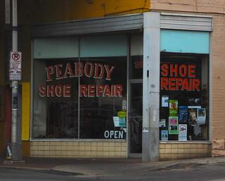 Shoe Repair Hillsboro Oregon
