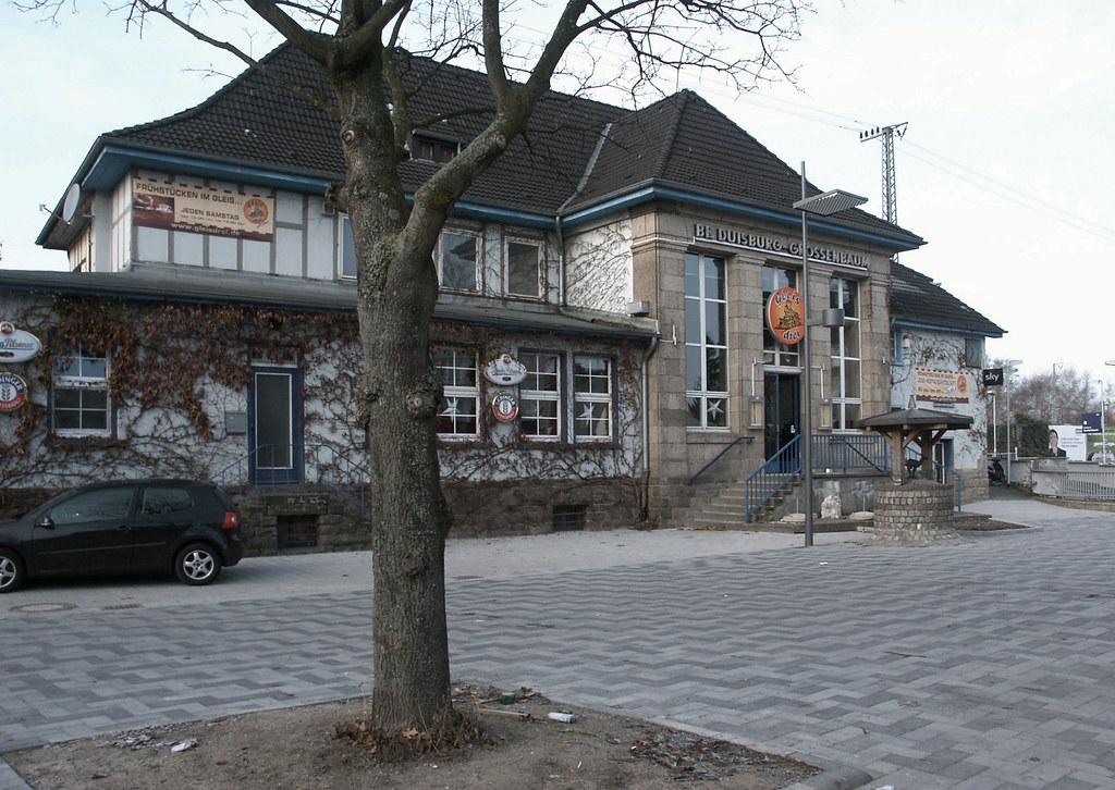 Duisburg Grossenbaum Bahnhof Grossenbaum Dcf 1 0 Jupiter1953 Flickr
