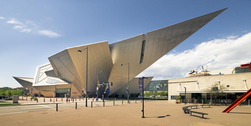 Denver art museum ken mccown flickr for Denver art museum concept