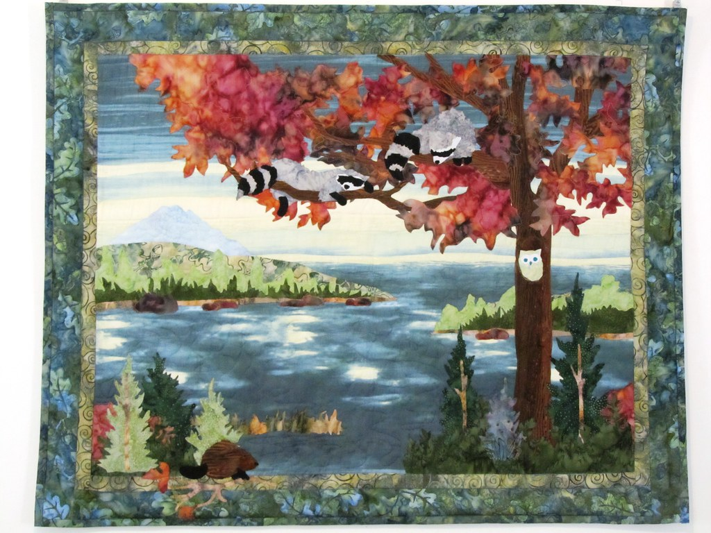 Lake Forest Quilt From Mckenna Ryans Lake Forest Series Tracey