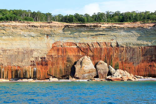 Pictured Rocks | by wsilver