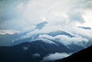 clouds and mountains | by julesberry2001