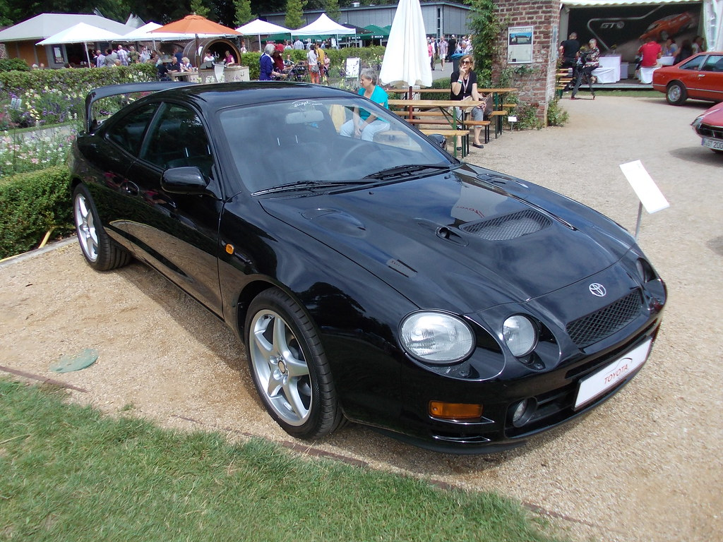 toyota celica gt four 4wd st205 1995 1 classic days. Black Bedroom Furniture Sets. Home Design Ideas