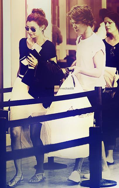 Harry Styles & Eleanor Calder | Flickr - Photo Sharing!