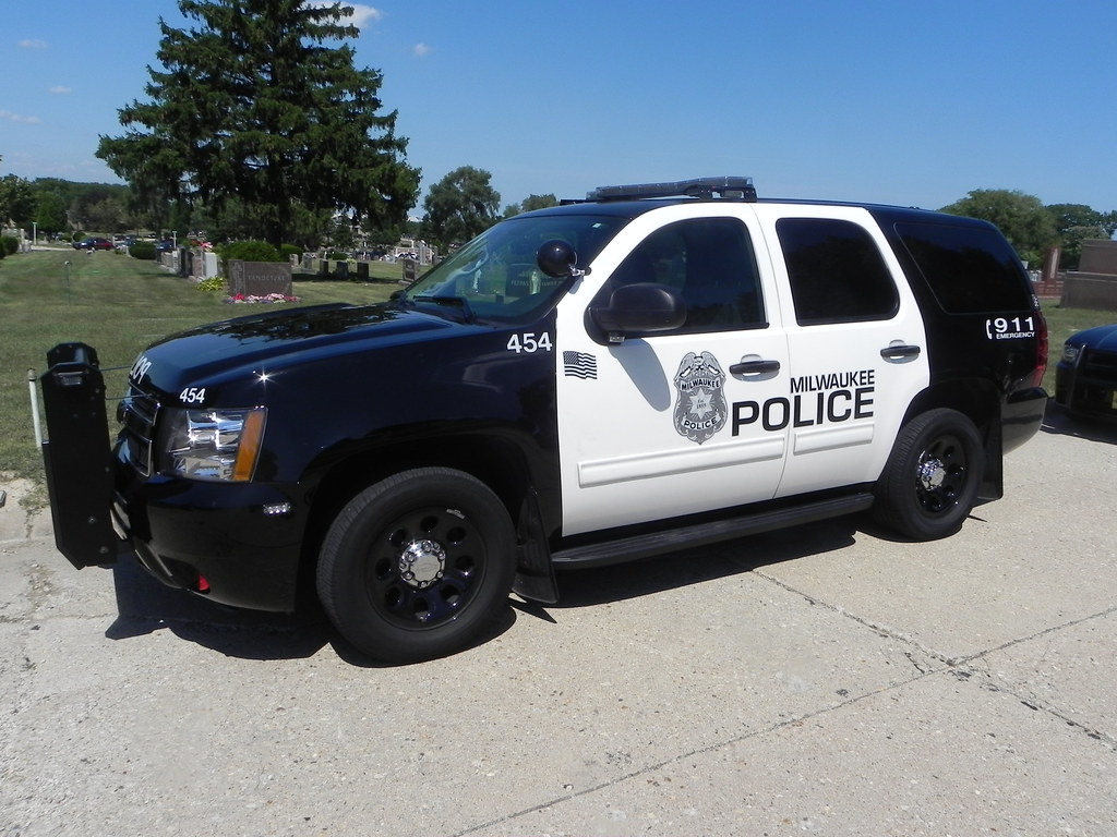 City Of Milwaukee Wisconsin Police Department City Of