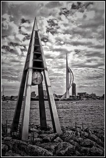 Portsmouth from Gosport | by Keith Burton