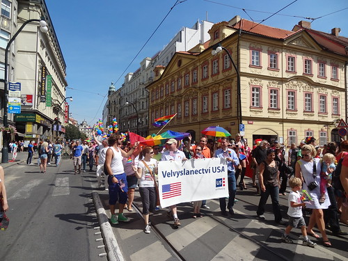Prague Pride 2012 | by U.S. Embassy Prague
