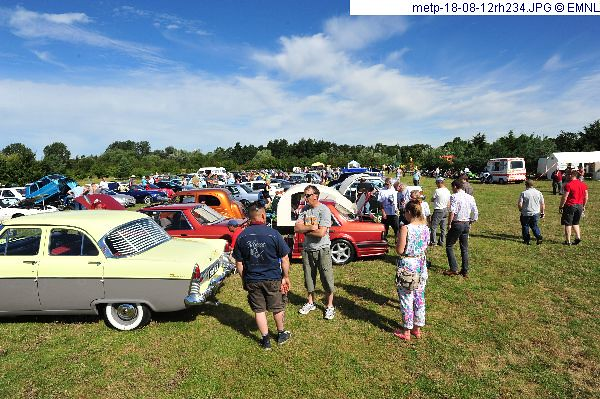 Maxey Classic Car Show