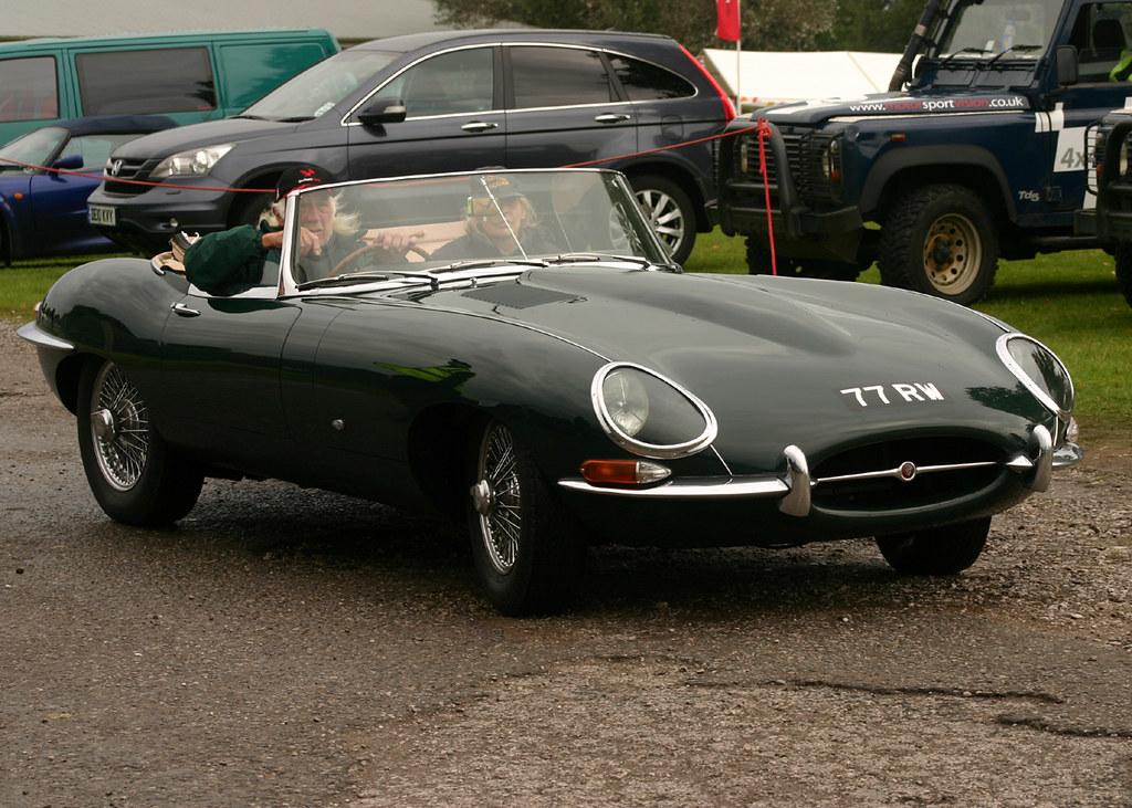 77RW 1961 E Type Jagua...