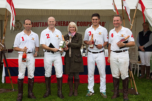 Army Reserves polo team | by Peter Meade