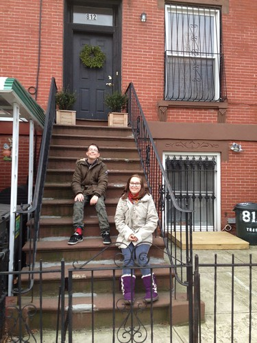 brooklyn apartment steps