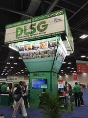 DLSG Booth