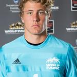 Lubomir Magdolen, WolfPack Men's Soccer