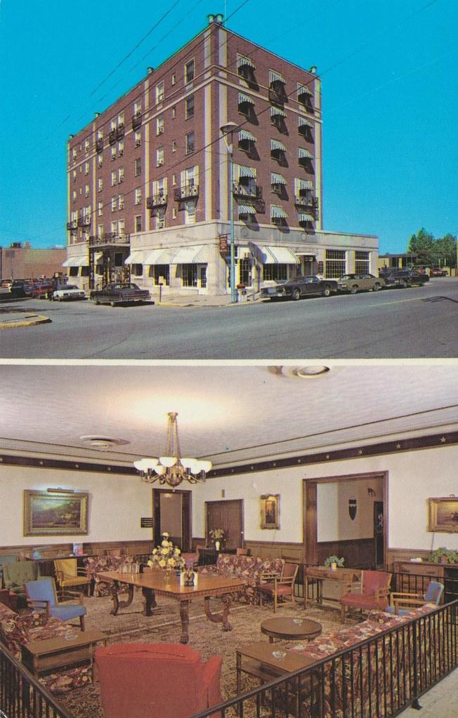 Sherman Inn - Lancaster, Ohio