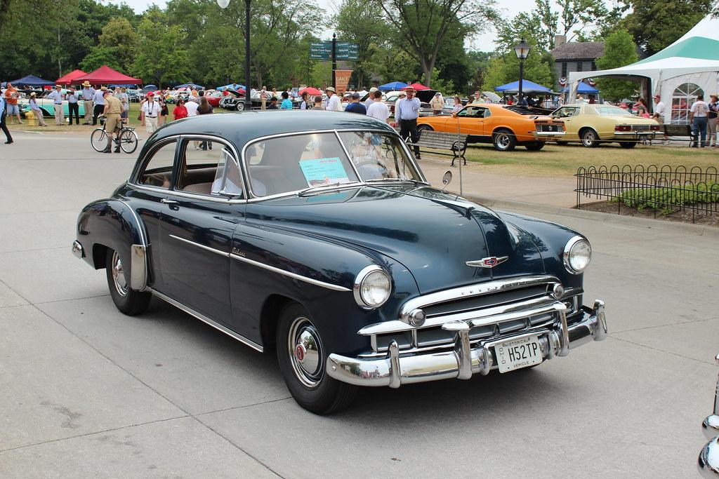 1949 chevrolet styleline deluxe 2 door richard for 1949 chevrolet 2 door sedan