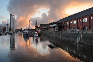 Swansea Marina | by Aspects of Wales