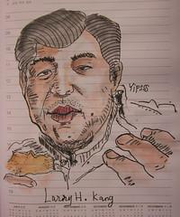 Larry H. Kang / Heanu Kang & Zione Kang by yipsss