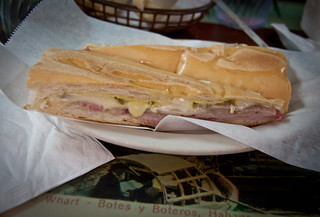 Cuban Sandwich at Puerto Sagua - Miami Beach, FL | by ChrisGoldNY