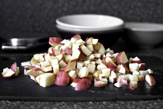 diced red potatoes | by smitten kitchen