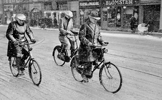 Danish Bicycle History - Some Things Never Change | by Mikael Colville-Andersen