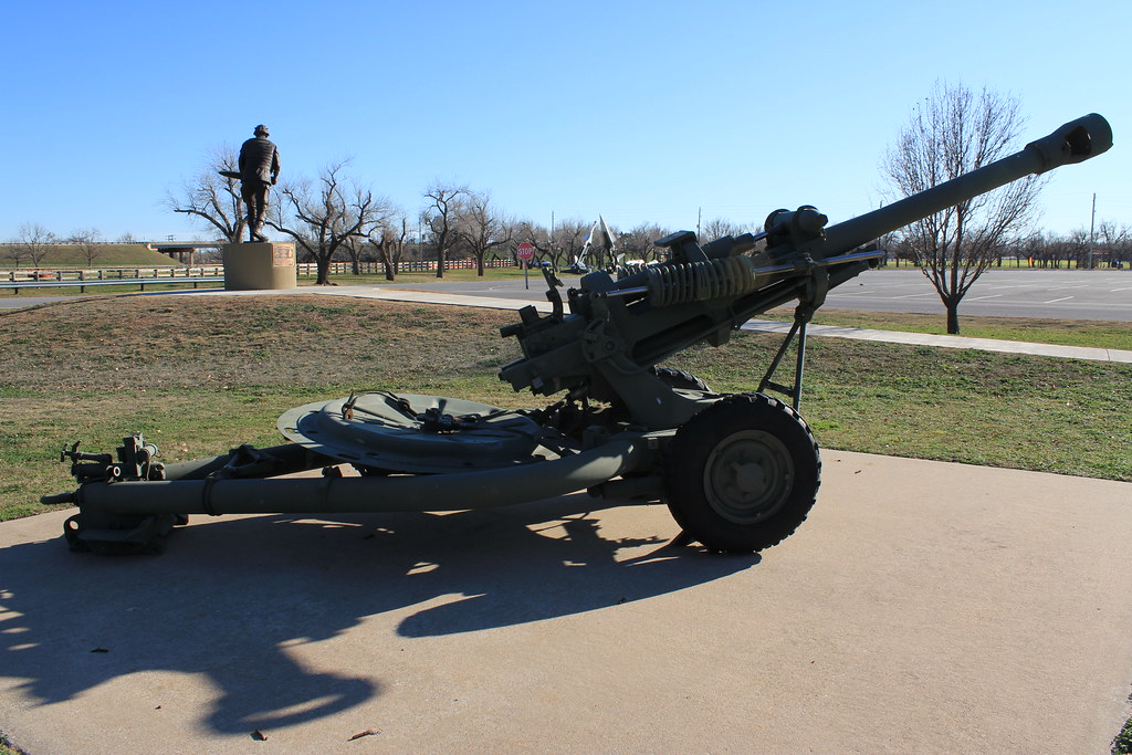 105mm howitzer round weight loss