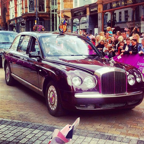 The Bentley State Limousine