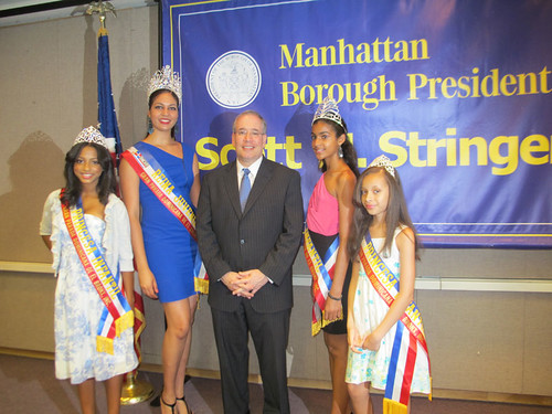 Honoring the Co-Organizers of the Bronx Dominican Day Parade | by mbpophotos